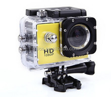 2015 hot sales sports DV recorder SJ4000 A9 Action Camera Full HD 1080P 2.0 inch Car DVR H.264 5M Underwater 30M Video Camera