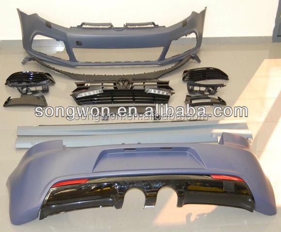 Body Kit Golf 6 Car Body Kits For vw Golf 6