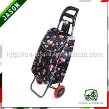 steel hand trolley aluminium airport luggage trolly