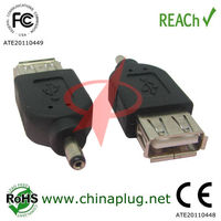 Widely use 3.5mm usb female to mini jack