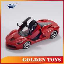 2.4G fashion design sports 4-6 hours charging time battery ABS plastic mini rc racing toys car