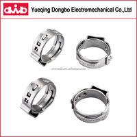"""1/2"""" PEX pipe pinch clamp"""