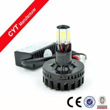 M6 30W 12/80V 6 COB LED H4 Motorcycle lights led headlight