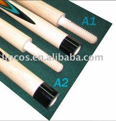 handmade carom pool cues