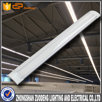 china market storefront led lights 4ft 40w retrofit double 1.2m led linear