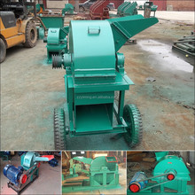 Professional manufacture of wood branch crusher for wood