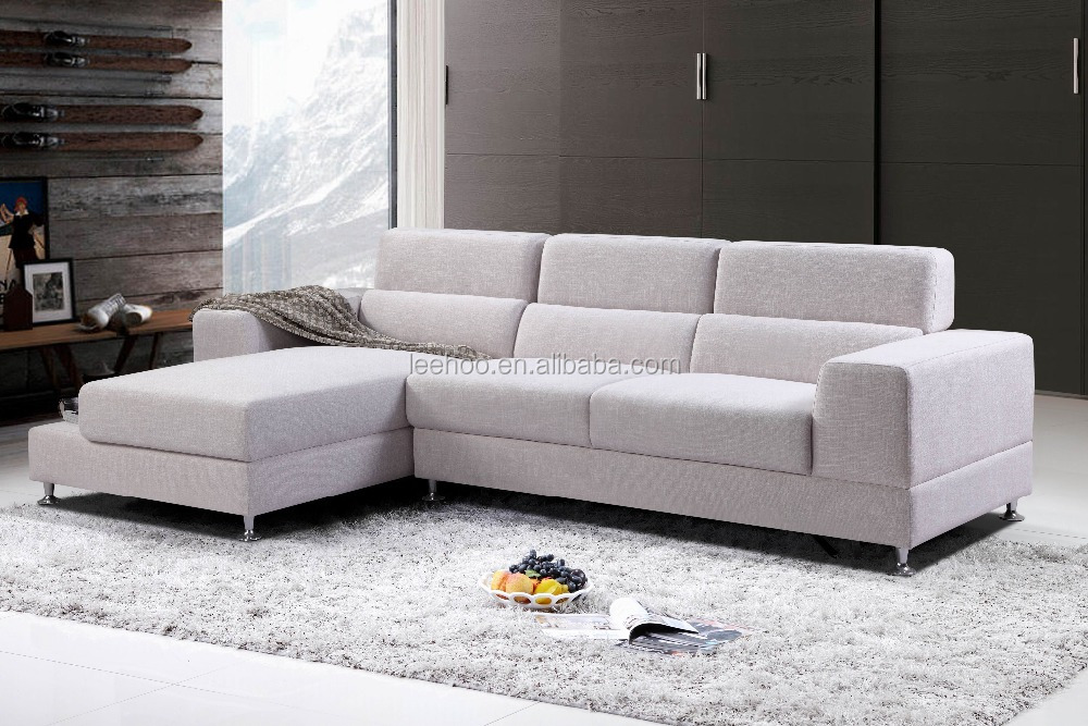 Modern fabric corner sofa small corner sofa for living for Sofa set for sale cheap