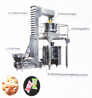 DC-K420 Large Vertical High Quality Automatic Snack Food Packing Machine