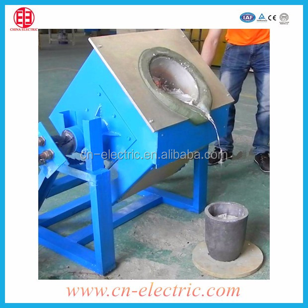 50KG IGBT type and iron or steel smelting furnace1