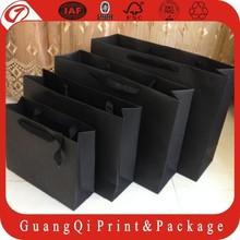 2015 High quality custom printing paper shopping bag&shopping paper bag & paper bag wholesale