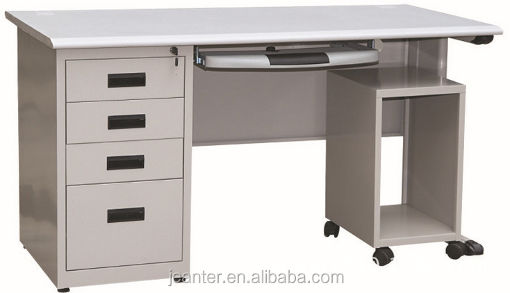 office furniture flat pack metal office desk for 2 people buy metal
