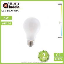 NEW LED filament BULB 10pcs lot LED lamp light Bulb E26 6w