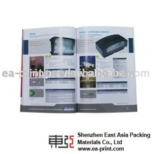 Color magazine printing service