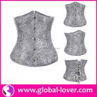 2015 wholesale sxxxl sexy leather corset