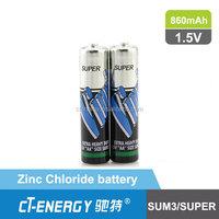 vinnic battery r6p um3 aa battery 1.5v