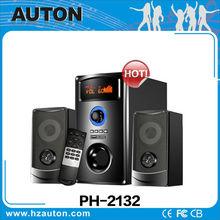 New products active 2.1 multimedia speaker system,2.1 usb speaker,2.1 fm speaker