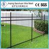 Galvanized wrought iron fences for garden supplier