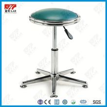 Superior performance laboratory furniture used lab work stool/chair with factory price