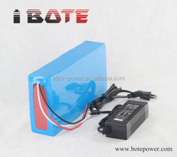Lithium Ion Battery 24V 12Ah Battery Pack For E-Bike in high quality