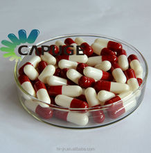 Empty capsules size 4 FDA and Halal Certified from china supplier