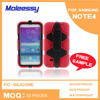 silicone camera case for samsung note 4 unlocked