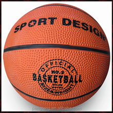 custom print mini size 2 rubber promotional basketball for children