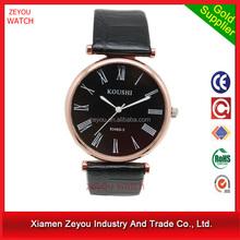 R0757 (*^__^*) 2015 Simple design japan movement quartz watch sr626sw,genuine leather japan movement quartz watch sr626sw