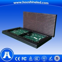 low power consumption p10 1r led module red tupe