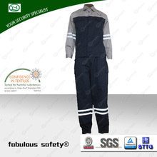 CE certificate coal mine protective fireproof clothing