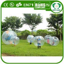 Hi ce venta caliente bola de la burbuja, bubbleball, las bolas de la burbuja