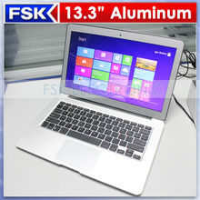 China 2014 nueva alta calidad Dual Core I5 1.70GHz de 13.3 pulgadas Windows ® del ordenador portátil XP/7/8 de metal / ultrabook