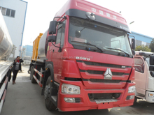 SINOTRUK Road Maintenance Vehicle High Quality Asphalt Slurry Sealer