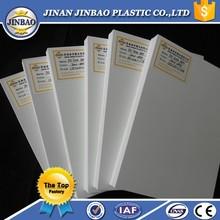 hot sale rigid pvc cover plastic sheet