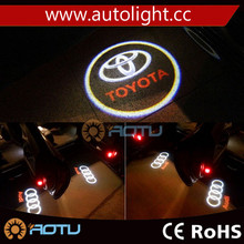 Led Car Door Logo Lights Support Custom Ghost Shadow Lamp Car Logo Welcome Light