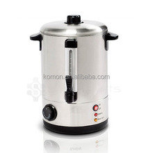 Doulble wall stainless steel drinking tea urn