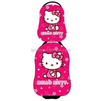 New Style Hello Kitty ABS 13' Travel Backpack and 17' Trolley Luggage Upright/Luggage Bag/Suitcase/Case Bag for Kids