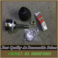 OUTER RZEPPA CVJ for BYD F3 spare parts