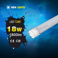 Comparative price top level 100lm/w Ra>80 sex japan 8 tube led asian tube