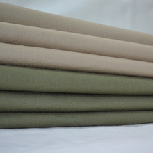 Wholesale High Stretch Siro Twill Cotton Fabric for Clothing 53.5/52Width 272g