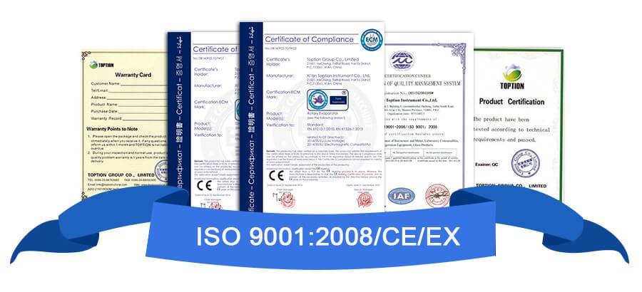 ISO CE certification