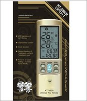 AC universal remote control