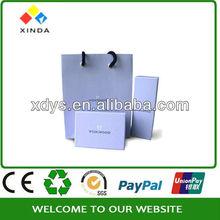 nuevo diseño de bolsa de papel de impresión