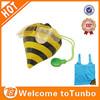 Cute animal shape custom wholesale shopper bee nylon ripstop fabric for bags