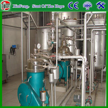 300 TPD new design of refining of crude palm kernel oil of oil refining factory