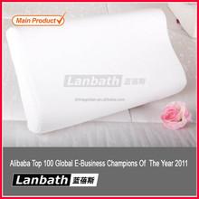 Golden furniture orthopedic neck pillow japanese neck pillows