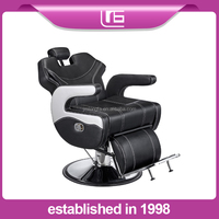 man' classical luxury design antique barber styling chair beauty salon furniture