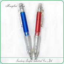 Super smooth fashion multicolour fancy contour promotional pens