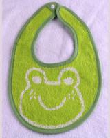 100% cotton terry Pet or cartoon design yarn dyed & jacquard baby bibs