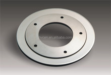 3-hole tungsten carbide blades for cutting film