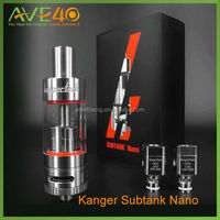 100% original Kanger SUBTANK MINI and Kanger subtank nano & Eleaf istick 50w